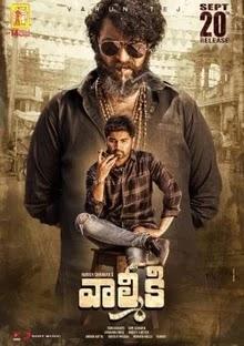 Valmiki 2019 telgu full movie hindi dual audio 480p, DVDrip mp4, 720p download