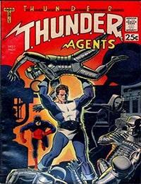 Read T.H.U.N.D.E.R. Agents (1965) comic online