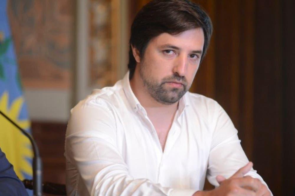 viceministro de Salud bonaerense, Nicolás Kreplak