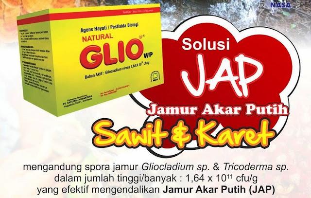 Manfaat Natural GLIO Nasa