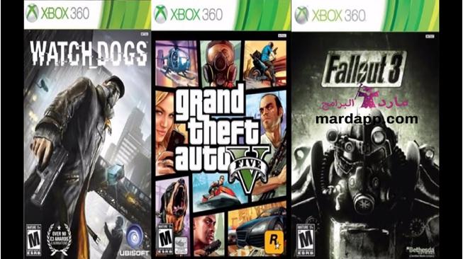 تحميل العاب اكس بوكس فوكس ون Xbox 360 برابط مباشر تورنت بحجم صغير