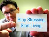 Hindari Stres Berkepanjangan