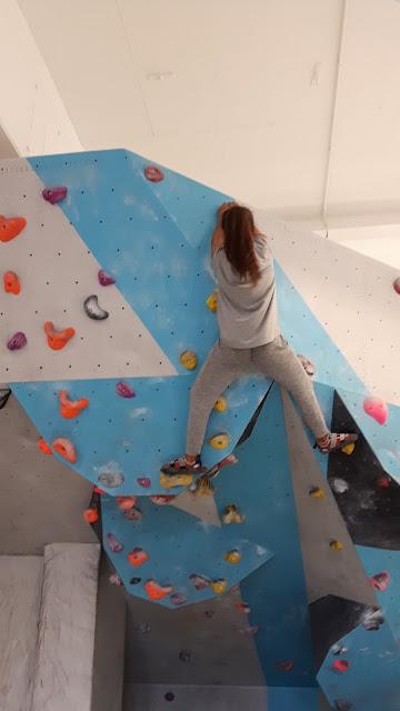 Boulderwelt München West - für Anfänger bis Profis
