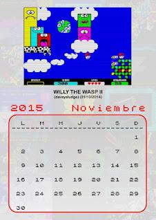 Neil Parsons: ZX Spectrum 2014 Games - Los 12 juegos más representativos del año 2014