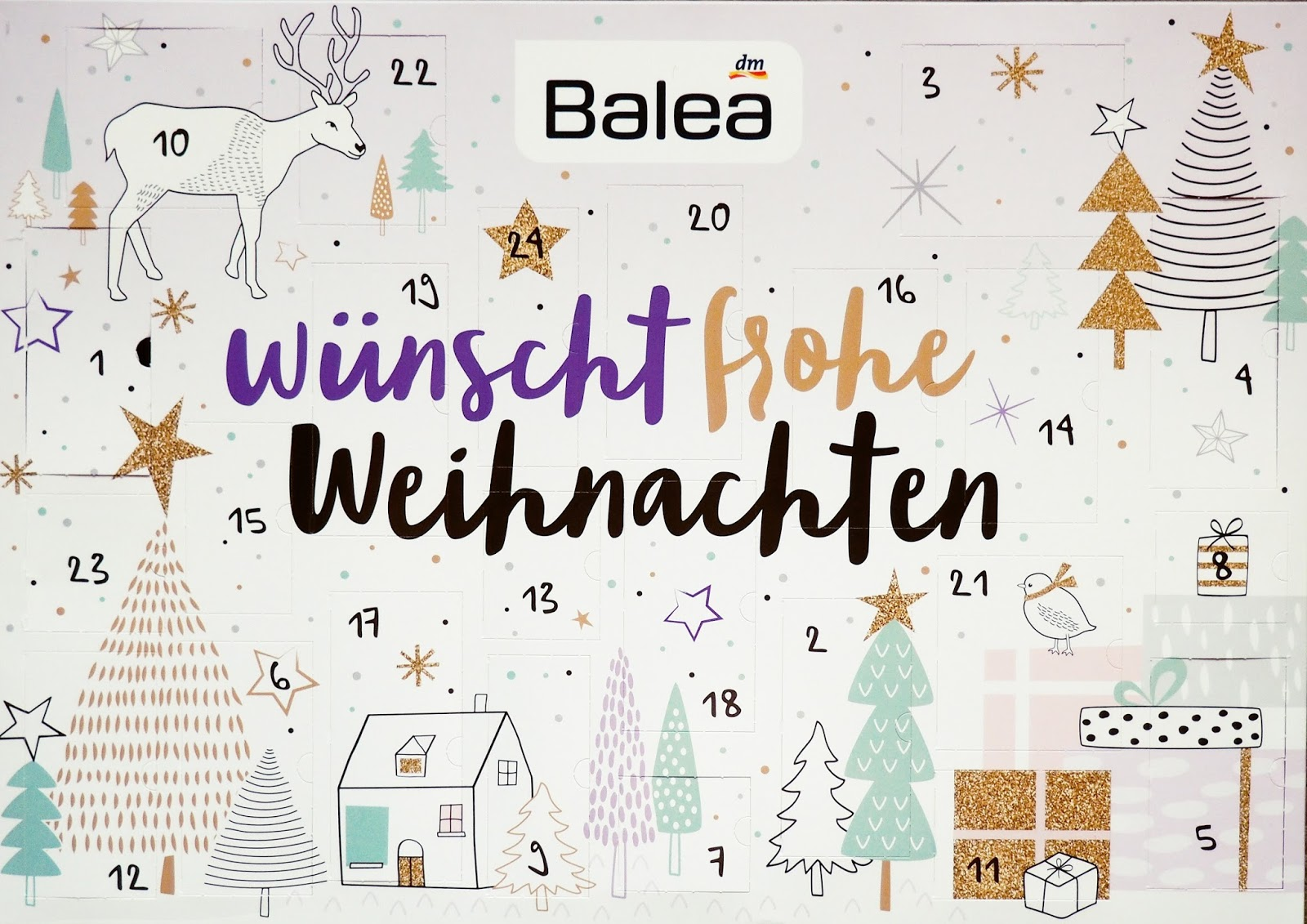 dm adventni kalendar S I S T E R S H O O D S: Balea advent calendar | Balea adventní  dm adventni kalendar