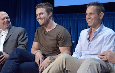 'Arrow': Fall preview panel at Paley Center