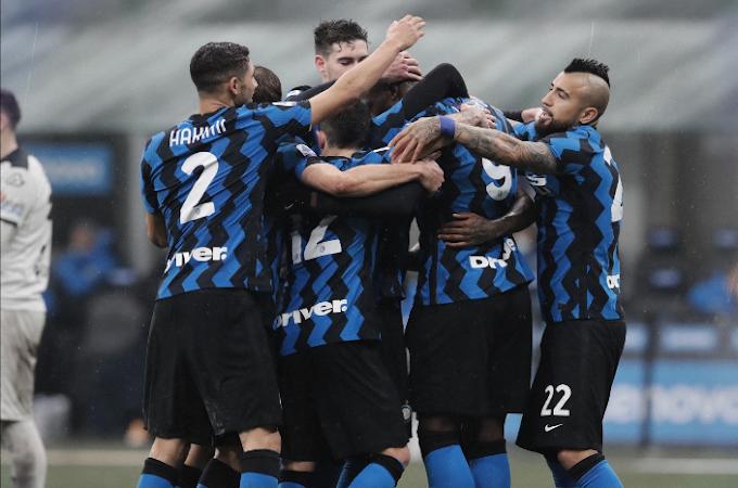 L'Inter vince 2-1 e resta in scia del Milan