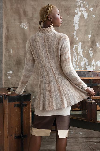 wzór swetra