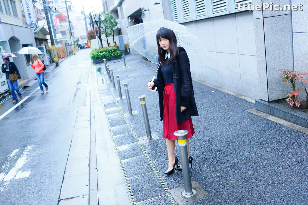 Image Wanibooks No.137 – Japanese Idol Singer and Actress – Erika Tonooka - TruePic.net - Picture-10