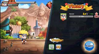 Download Ninja heroes Mod Apk (Mega MOD:GOLD)  v1.1.0 Full Version
