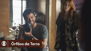 Órfãos da Terra: conheça Bruno, personagem de Rodrigo Simas da Novela