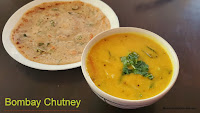 images of https://www.sailajakitchen.org/2020/12/bombay-chutney-recipe-besan-chutney.html