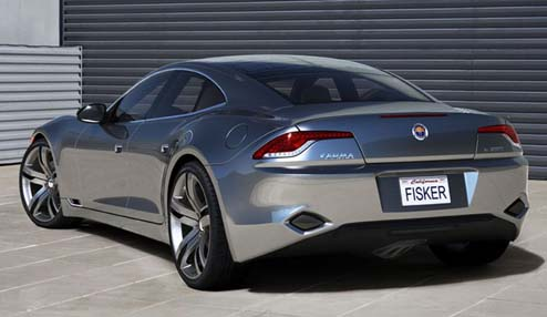 Car Style Critic Tesla And Fisker Compared