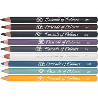 Cascade Of Colours ITALIA - Matite Make Up professionali per Pencil Technique