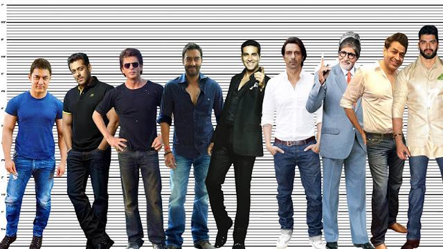 Ajay Devgn Height