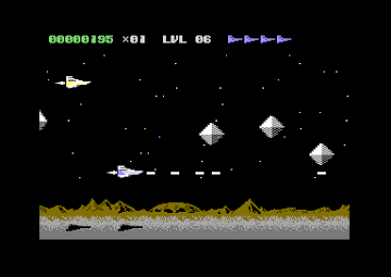 Plekthora, el nuevo matamarcianos para nuestro Commodore 64 listo para descargar #Commodore Never Dies