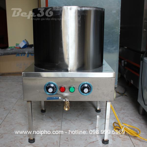 Nồi nấu phở inox 30 lít thanh nhiệt tại Thanh Hóa