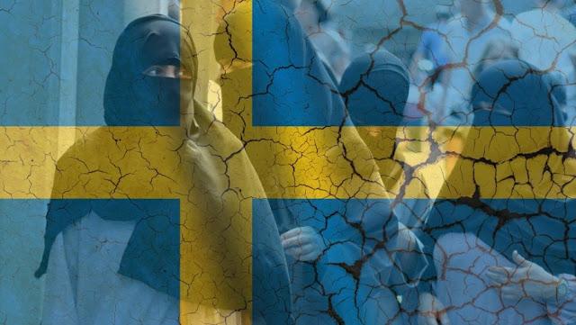 Η μεταναστευτική φρίκη της Σουηδίας