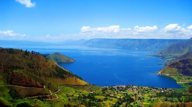 Pesona Keindahan Wisata Alam Danau Toba Samosir Sumut