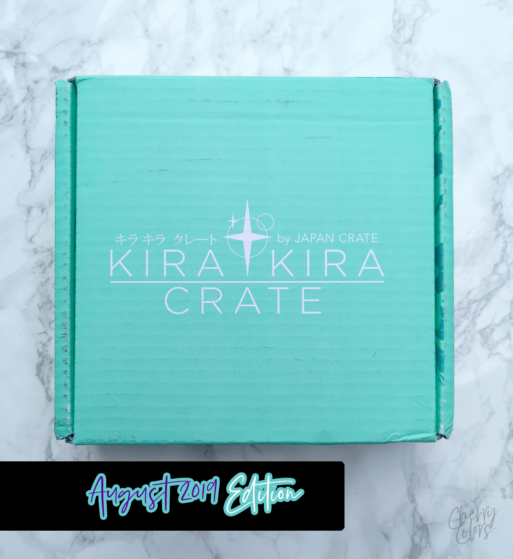 Kira Kira August 2019 Crate