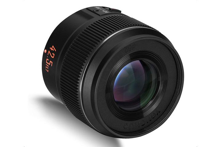 Yongnuo YN 42.5mm f/1.7M II