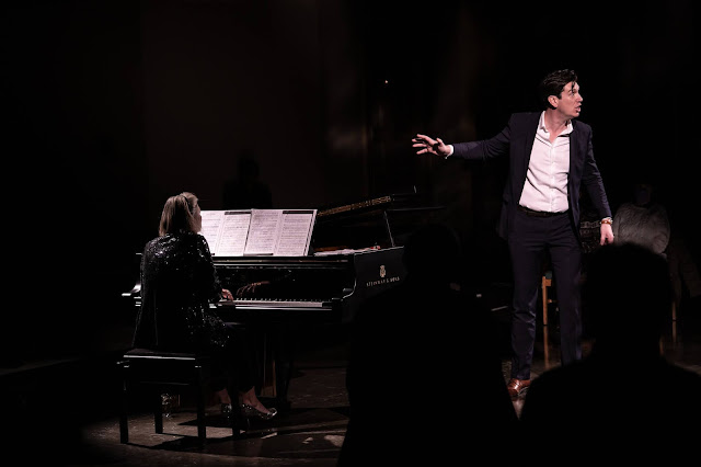 Schubert: Schwanengesang - Susie Allan, Edward Hawkins - Spotlight Chamber Concerts at St John's Waterloo