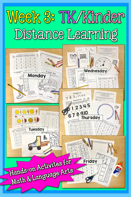 Distance Learning Packet Week 3