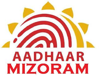 AADHAAR CARD MIZORAM