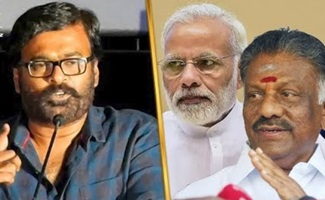 Bond B/W Modi & OPS is what it is! Karu Pazhaniappan Funny Speech