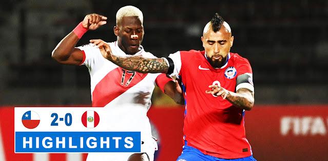 Chile vs Peru – Highlights