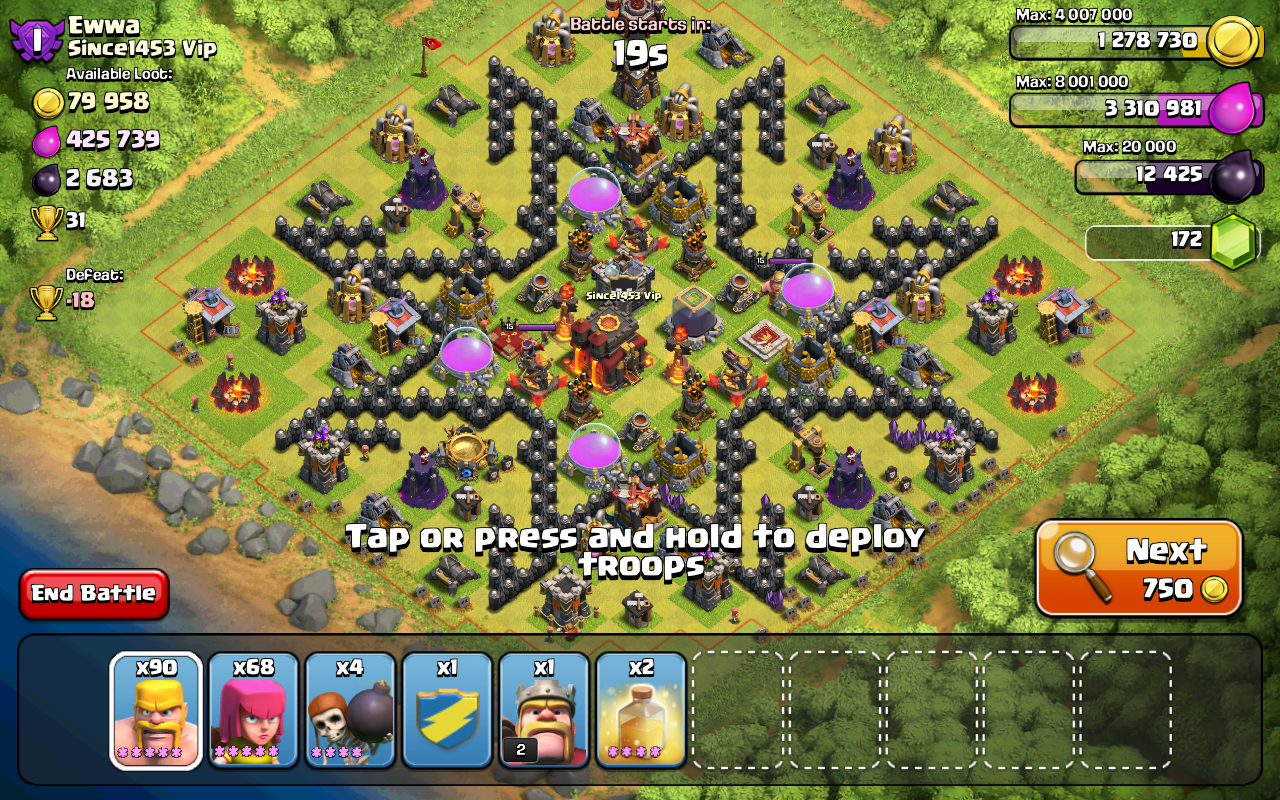Base Unik Th 8 Terkuat 1