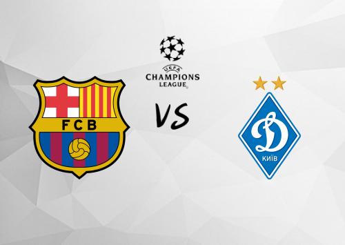 Barcelona vs Dinamo Kiev  Resumen y Partido Completo