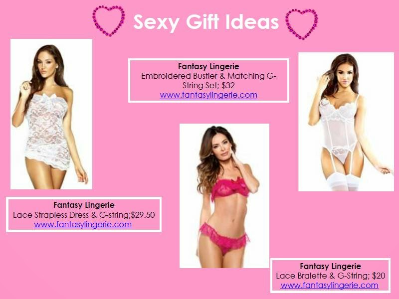 Sexy Gift Ideas for Valentines Day 2015