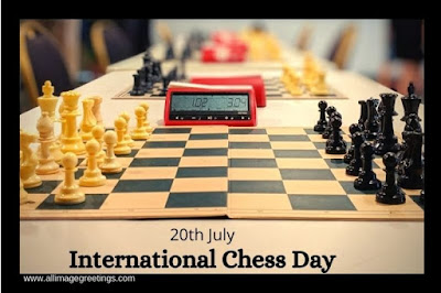 HAPPY international chess day