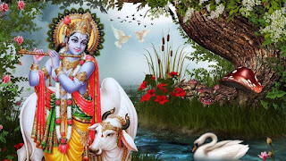 Cute Lord Krishna Images
