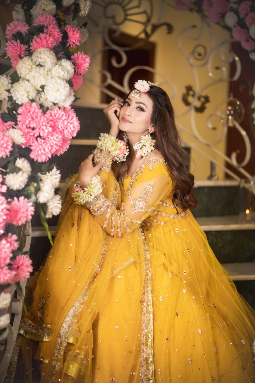 Actress Zarnish Khan