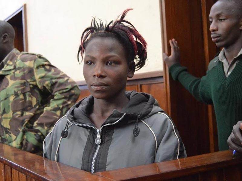 Kenyan woman arrested for killing husband, 2 children