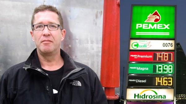 Mexicano inventa maquina para producir Gasolina en 8 pesos el litro, pero ha sido ignorado por el gobierno