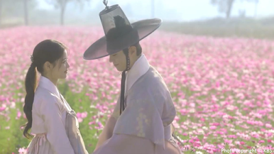 Love in the Moonlight, Moonlight Drawn By Clouds, Kim You Jung, Hong Ra On, Hong Sam Nom, Lee Yeong, Park Bo Gum, best scene, Ep18