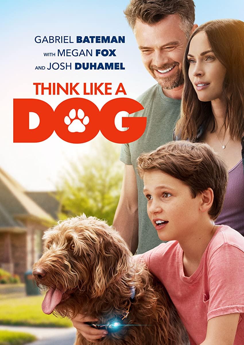 مشاهدة فيلم Think Like a Dog 2020 مترجم