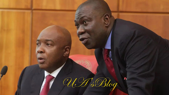 Stop deceiving yourselves, you can't remove Saraki, Ekweremadu – PDP tells Presidency, APC