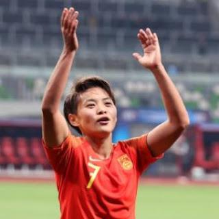 WOMEN'S -OLYMPIC- FOOTBALL- TOURNAMENT- Korea- Republic- led
