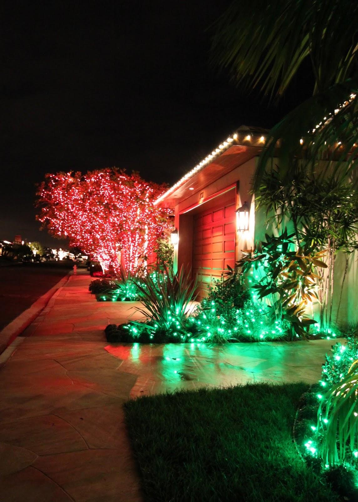 Christmas Lights Mid Century Modern Style Mid Century
