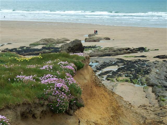 Beach at Bude, Cornwall