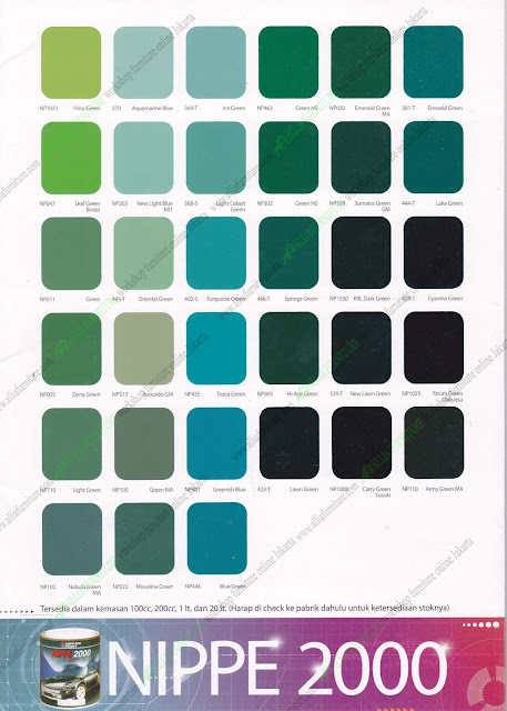warna cat duco nippon paint katalog 3