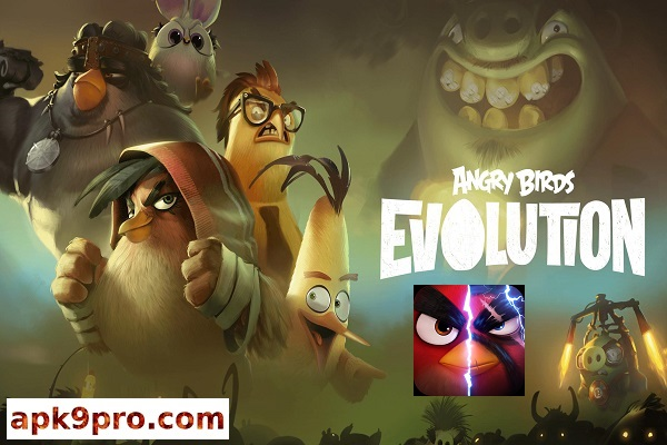 Angry Birds Evolution 2020 v2.7.1 Apk + Mod + Data (File size 365 MB) for android