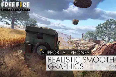 Free Fire - Battlegrounds v1.9.3 Mod 4