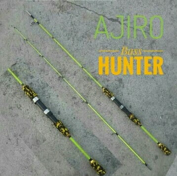 Joran Ultra Light (UL) Ajiro Bass Hunter