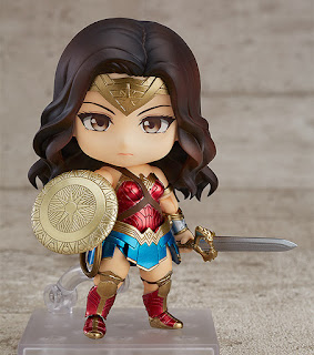 Nendoroid Wonder Woman Hero's Edition - Good Smile Company