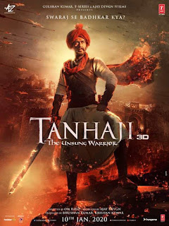 Tanhaji – The Unsung Warrior Budget, Screens And Day Wise Box Office Collection India, Overseas, WorldWide